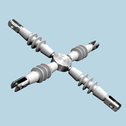 Изоляторы антенные стержневые полимерные